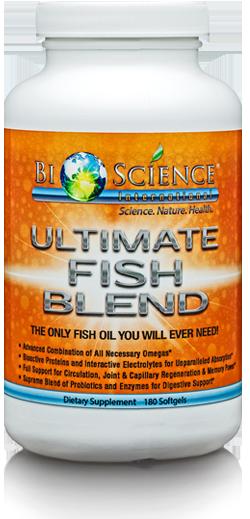Ultimate Fish Blend